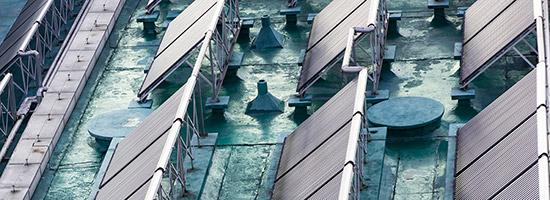 solárny ohrev